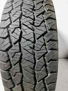 P26570r17 Hankook Dynapro At2 Owl 115 T Used 265 70 17 1132nds Fits 26570r17