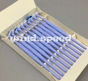 10pcs Dental Mouth Mirror Reflectors With Handle Oral Double Sides Exam Mirrors