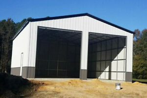 Steel Garage 3035 Free Delivery And Installation