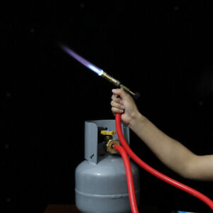 Welding Torch W Hose For Plumbing Air Conditioning Heating Refrigeration