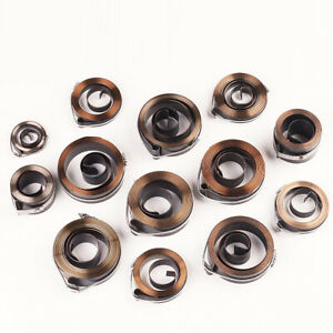 Clockwork Springs Quill Return Coil Spring For Drilling Milling Bench Machine