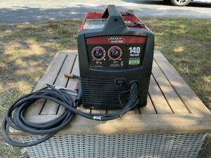 Lincoln Electric Pro mig 140 Wire Feed Welder