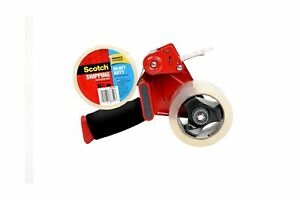 Scotch Heavy Duty Packaging Tape 1 88 X 54 6 Yd Designed For Packing Ship