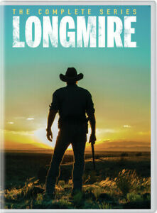 Longmire: The Complete Series 1 6 DVD Free Shipping Brand NEW $40.00