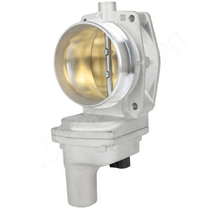 New 19420034 Fuel Injection Throttle Body For Corvette G8 Silver Blade