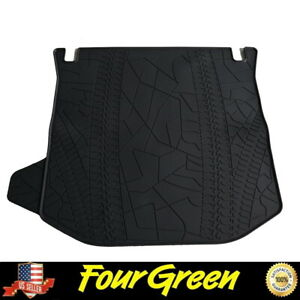 Rubber Trunk Mat For 2011 2019 Jeep Grand Cherokee Cargo Trunk Tray Liner