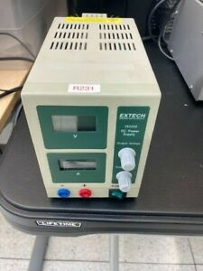Extech 382200 Dc Power Supply Used