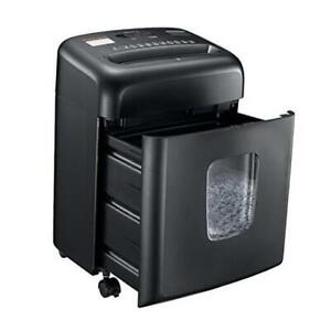 Shredder For Home Office Micro cut Paper Shredder And Credit Card 8 sheet