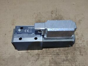 Bosch 0811404802 Hydraulic Proportional Directional Control Valve