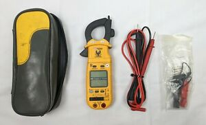 Uei Dl279 Clamp Meter Phoenix Ii W Leads Carry Case Clips More