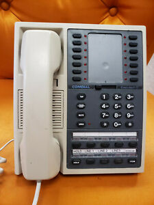 Comdial Executech Ii Model 6614 pg Business Phones With Hand Sets