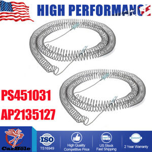 Restring Heating Element Coil For Frigidaire Dryer Ps451031 Ap2135127 5300622032