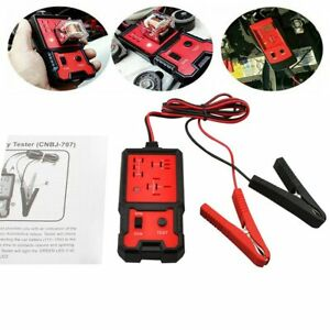 Universal 12v Electronic Automotive Relay Tester For Car Auto Battery Tester