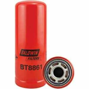 Filter Hydraulic Spin On Bt8861 Versatile Compatible With Case Bobcat