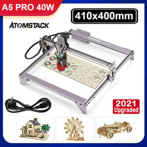 Atomstack A5 Pro 40w Fixed focus Laser Engraver Engraving Cutting Machine Usa