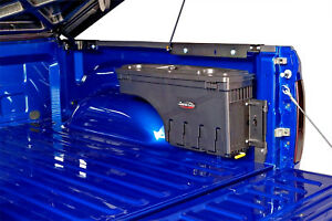 Undercover Passenger Right Side Swing Case Toolbox Box For 2015 2021 Ford F150