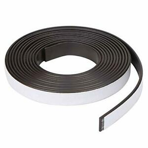 8 8 Feet Magnetic Strips With Adhesive Backing Magnetic Tape Roll 12x2 8 8ft