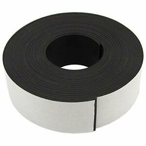 B005hy9xfc Magnet Tape One Side Adhesive Magnetic Tape 1 16 Thick X 1