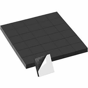 Flexible Magnetic Square Tape Pcs Square Small Magnetic Strips With Adhesive 90