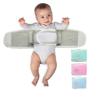 Baby Boys Girls Swaddle Strap Multifunction Comfortable Wrap Arms Only Home Soft