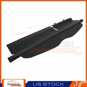 Rear Cargo Cover Truck Security Retractable For Toyota Highlander Hybrid Sport