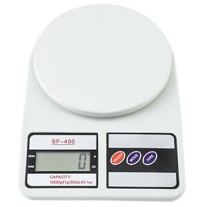 Kitchen Mail Lcd Scale Digital Postal Sf 400 10kg 1g Weight Postage Adapter