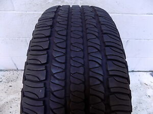 P245 65r17 Goodyear Fortera Hl 105 T Used 245 65 17 9 32nds