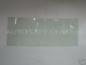 1955 1956 1957 Chevy Pontiac Wagon Tailgate Glass Original Green Tint 55 56 57