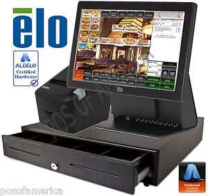 Aldelo 2013 Pro Elo Italian Restaurant All in one Complete Pos System New