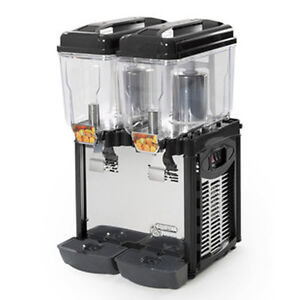Cofrimill Juice Cold Drink Dispenser Twin Tank