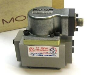 New Moog Servo Valve 771k602 W 12 Month Warranty
