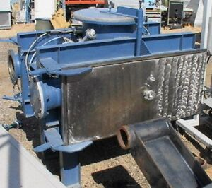 Big 37cft 58 Wide Vacuum Furnace Oven Little Used