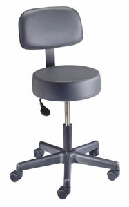 New Brewer Doctor s Pnuematic Exam Stool Chair Seat