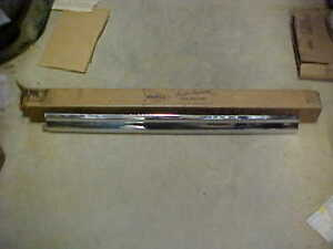 1961 Nos Mopar Desoto Lower Grille Bar Mldg Adventurer