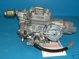 Carburetor Ford Holley Weber 740 Carb New Escort Nos