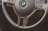 Bmw Genuine Oem E46 3 Series 2000 2006 Maple Steering Wheel Trim Cover New
