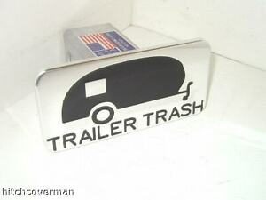 Hitch Cover Trailer Trash Chevy Ford H2 Hummer