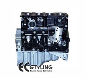 Vw 1 8t Engine Short Block Audi A4 Passat Automatic