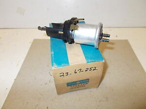 Mopar rootes Nos Wiper Switch W pump 71 72 Plymouth Cricket
