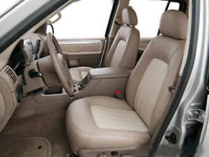Mercury Mountaineer Real Leather Upgrade Interior Seat Covers