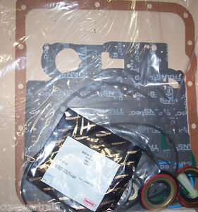 700r4 4l60 Transtec Overhaul Gasket And Seal Kit 1982 1993 Oh Set Gm Chevy Gmc