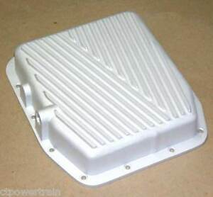 Transmission Low Profile Oil Pan Ford Aode 4r70w 4r75w New Hd As Cast Aluminum