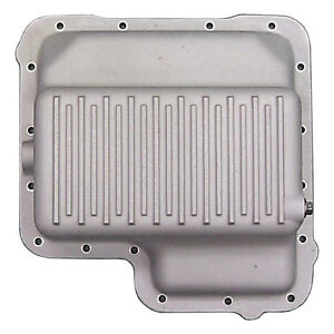 Transmission Super Deep Oil Pan Ford C6 New Heavy Duty As Cast Aluminum