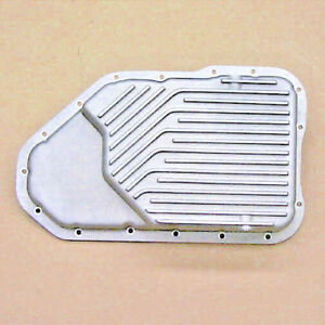 Transmission Deep Oil Pan Gm Chevy Pontiac Buick 2004r New Hd As Cast Aluminum