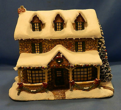 "Thomas Kincade Hawthorne Village ""from The Heart Gifts"", Porcelain,"