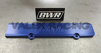 Blackworks Bwr B-series Billet Plug Wire Cover Blue B16 B18 Dohc Vtec Eg Dc Ek