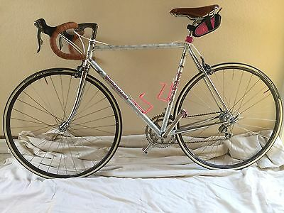 Tommasini Diamante Steel 55cm Roadbike $2500 Obo