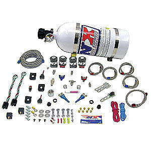 Nitrous Express 20927-00 Sport Compact Dual Stage Less Bottle