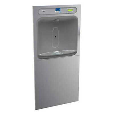 In-wall Recessed Bottle Refilling Station, W/filter, Stainless Steel, Elkay Ezh2