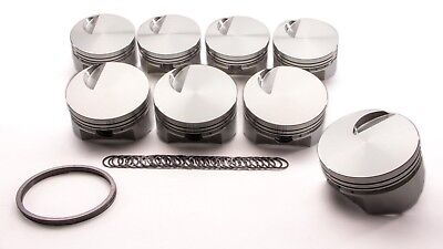 Sportsman Racing Products 4.280 In Bore Big Block Chevy Piston 8 Pc P/n 142979